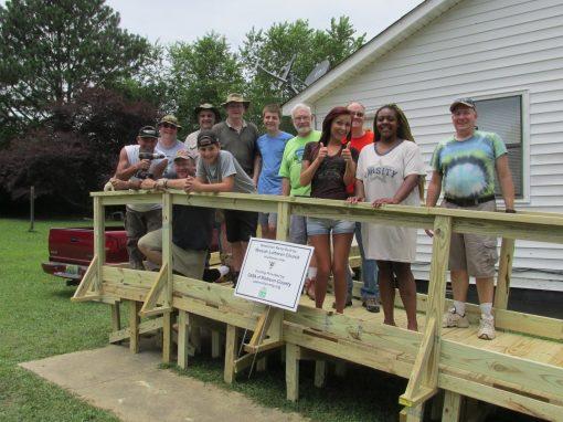 CASA Ramp Builders