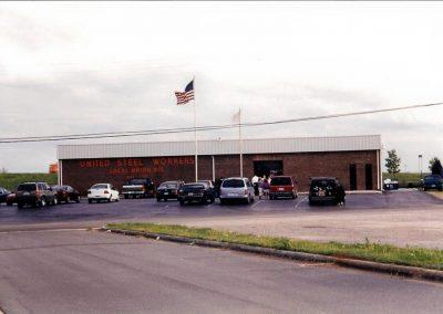 Exterior Union Hall
